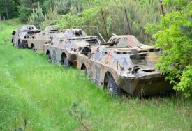 BRDM-2 for spare parts
