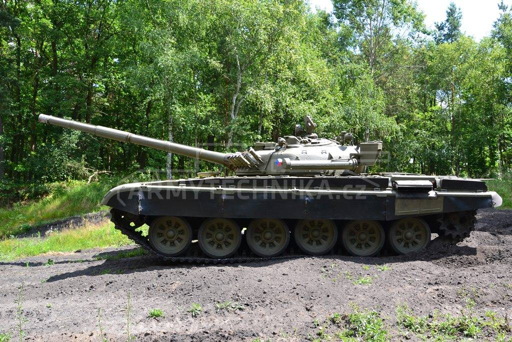 Army Vehicles For Sale >> Main battle tank T-72 M | EXARMYVEHICLES.com