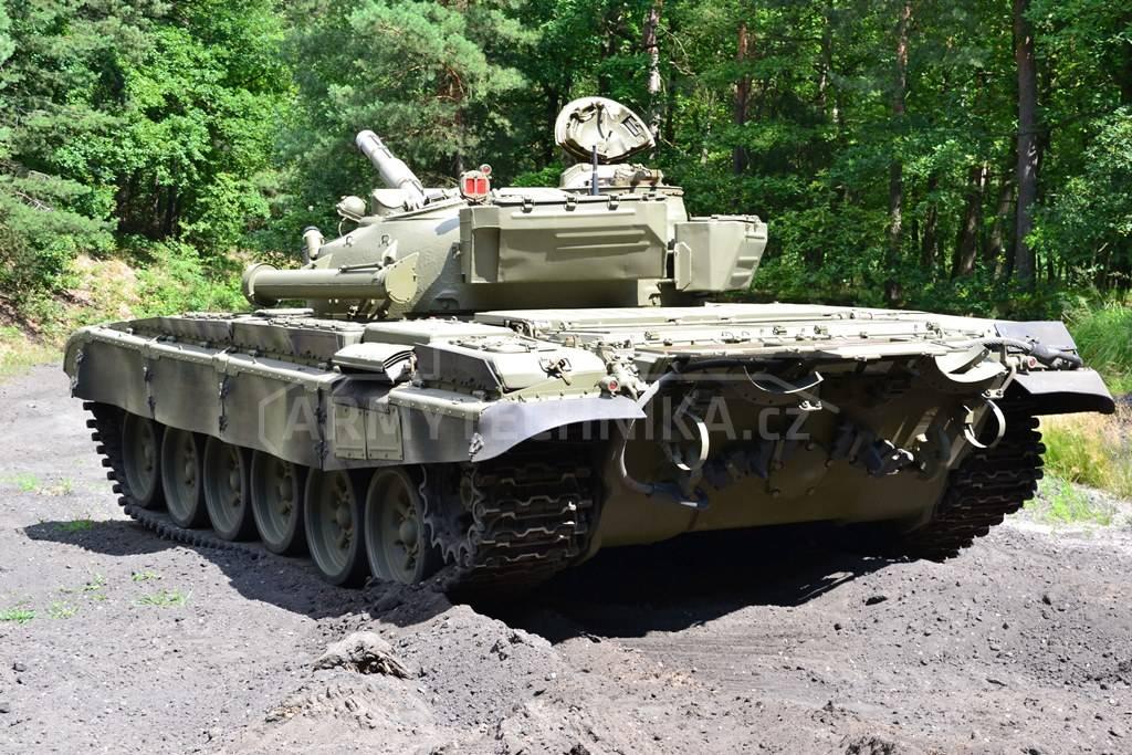 Ex Military Tanks For Sale >> Main battle tank T-72 M | EXARMYVEHICLES.com