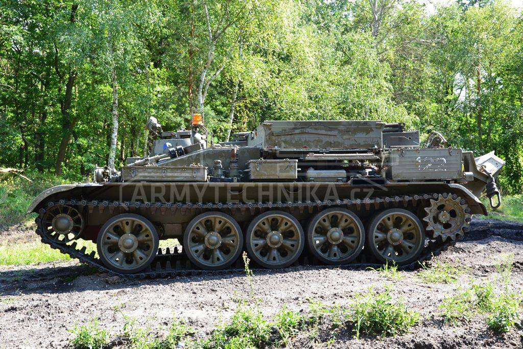 Armoured recovery vehicle arv vt 55a for Vermont motor vehicle laws