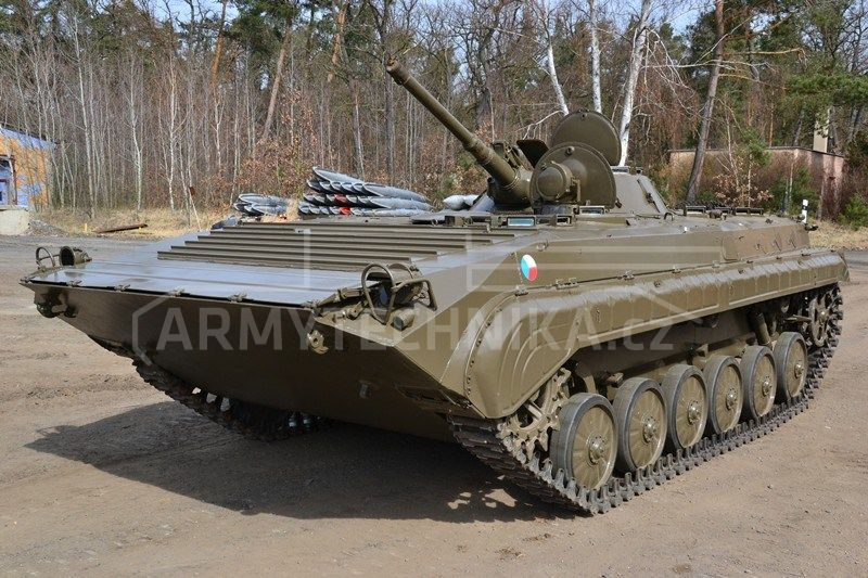Infantry fighting vehicle BMP-1