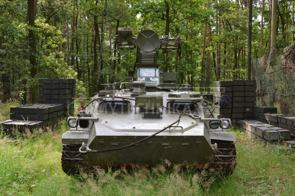 Armored personnel carrier MT-LB-S10-SA13