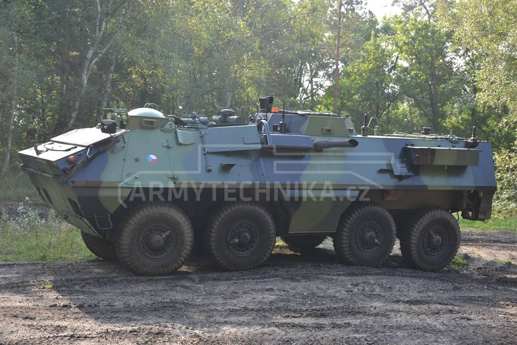 Armoured Personnel Carrier Ot 64 Skot Exarmyvehicles Com