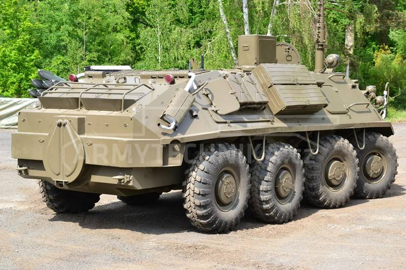 Armored Vehicles For Sale >> Armoured personnel carriers (APC) BTR-60 PU-12 ...
