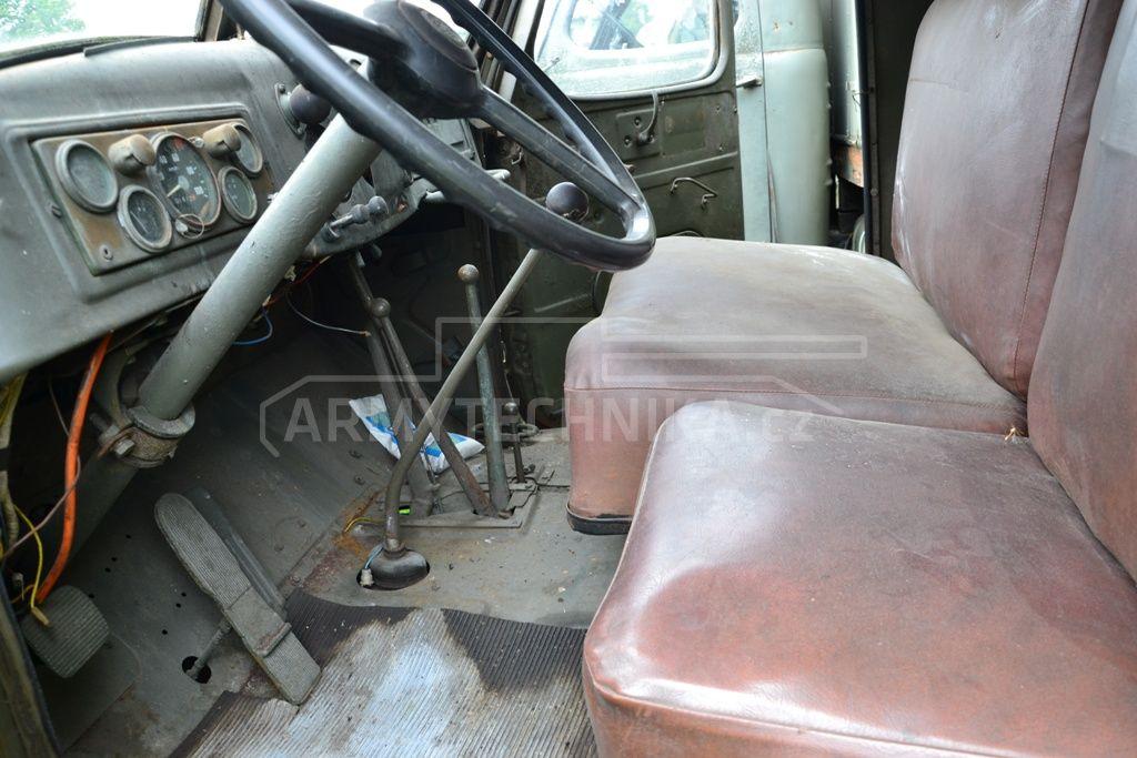 all terrain medium truck zil 157k. Black Bedroom Furniture Sets. Home Design Ideas