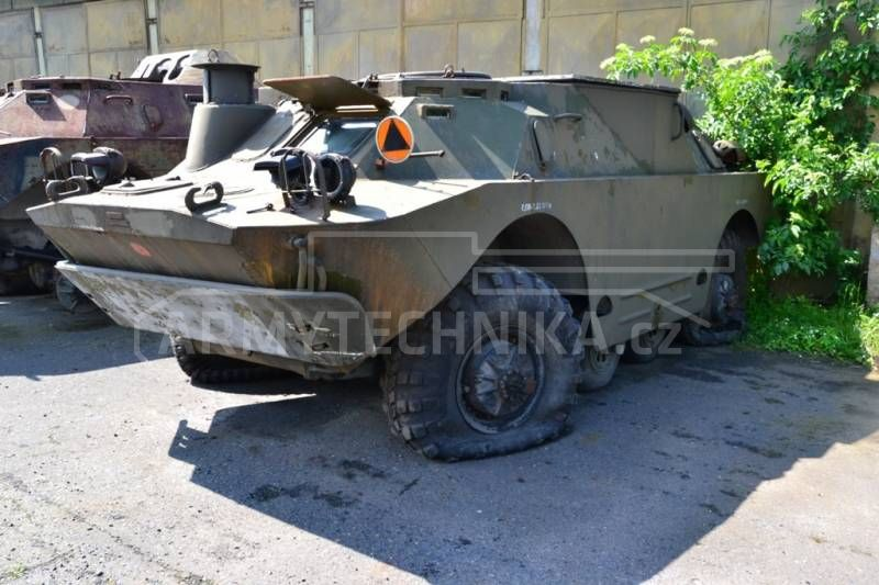 BRDM-2 9P133 for spare parts