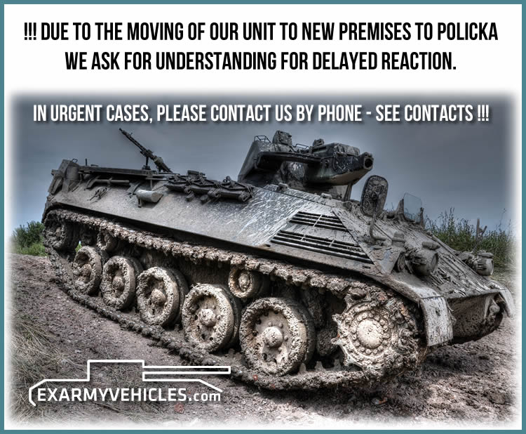 Military vehicles for sale | EXARMYVEHICLES com